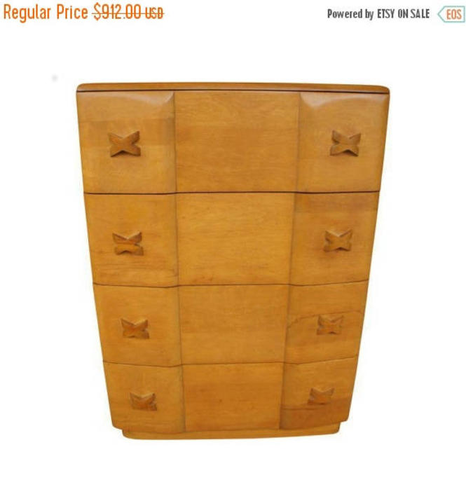 20% OFF Heywood Wakefield Rio Champagne Maple Dresser