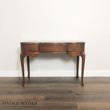 CUSTOMIZABLE: French Provincial Vanity by VintageRefinedDecor