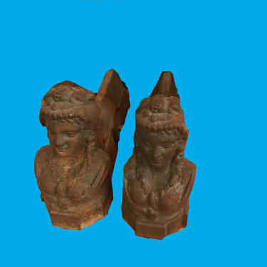 Pair of Figural Andirons (More Information Coming Soon)