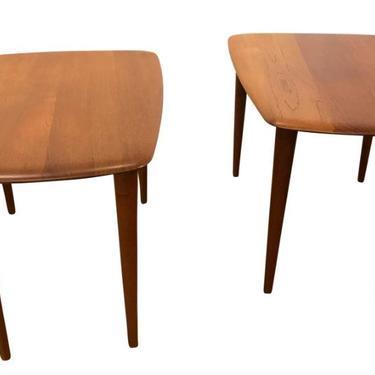 Vintage Peter Hvidt End Tables