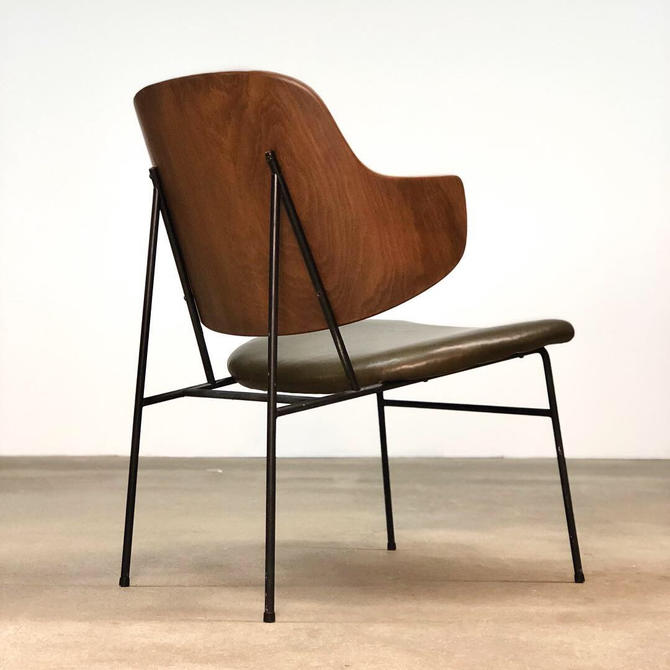 Penguin Chair by IB Kofod Larsen for Selig by midcenTree