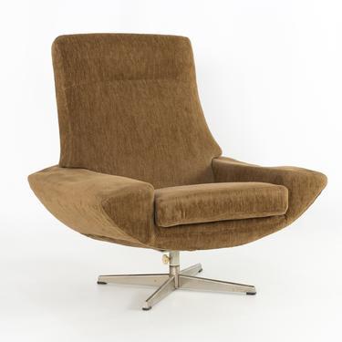 Johannes Andersen for Trensum Capri Mid Century Highback Lounge Chair - mcm by ModernHill