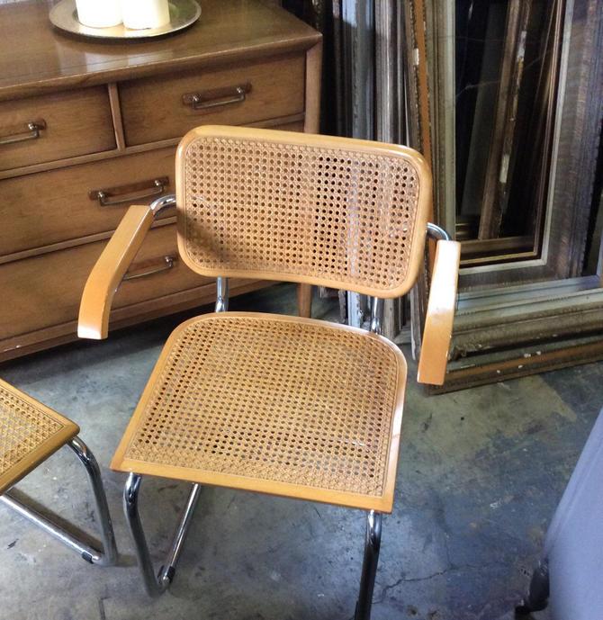 Set of 4 Breuer Style Chairs by StylishPatina