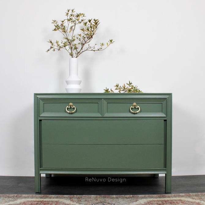 SOLD!  Vintage Mid Century Dresser by ReNuvoDesign