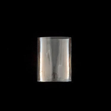 """Mid Century Modern Finnish Tapio Wirkkala 9 7/8"""" Tall OVALIS Scandinavian Art Glass Vase SIGNED Iittala Finland Minimalist '58 Iconic Design by SwankyChaperooo"""
