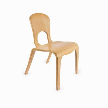 Community Playthings Wooden Stacking Children's Chair by VintageInquisitor