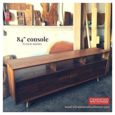 """84"""" Record Storage Console **Available now** by jeremiahcollection"""