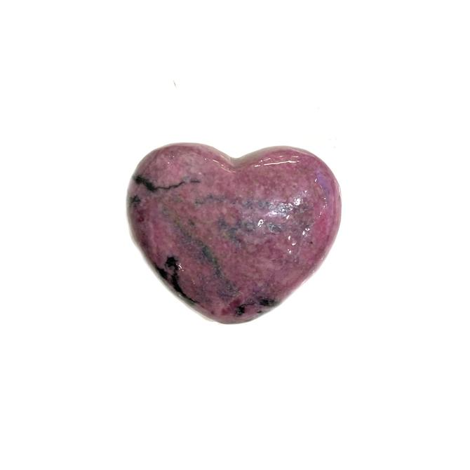 Rhodonite Heart