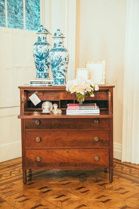Antique Butler's Desk