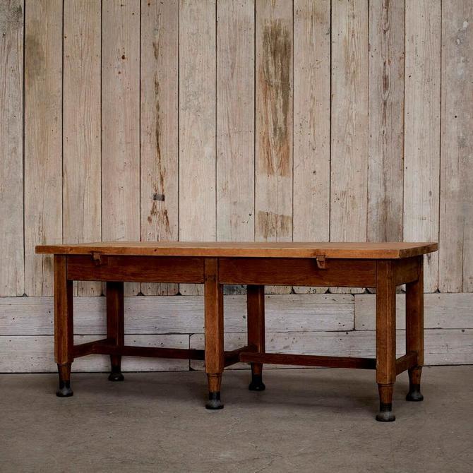 Vintage Budapesti Work Table