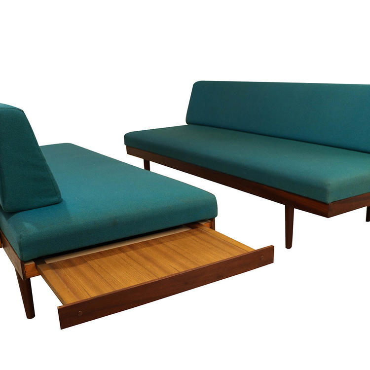 Midcentury Daybed Sofa