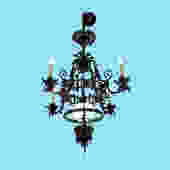 Gothic Large Chandelier – More Information Coming Soon