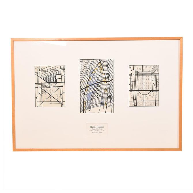 Daniel Herman Glass Still Life Studies Series