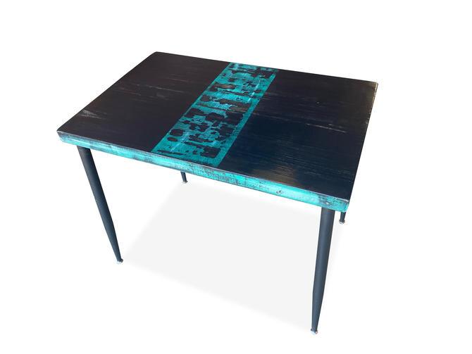 Small Desk, Homework Desk, Sewing Desk, Computer Desk by UmbuzoRustic
