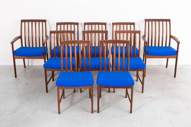Set of Dux Dining Chairs by MatthewRachman