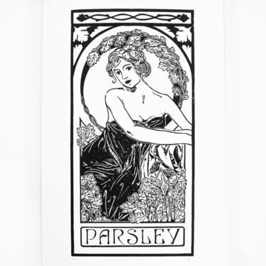 Parsley | Herb Nouveau