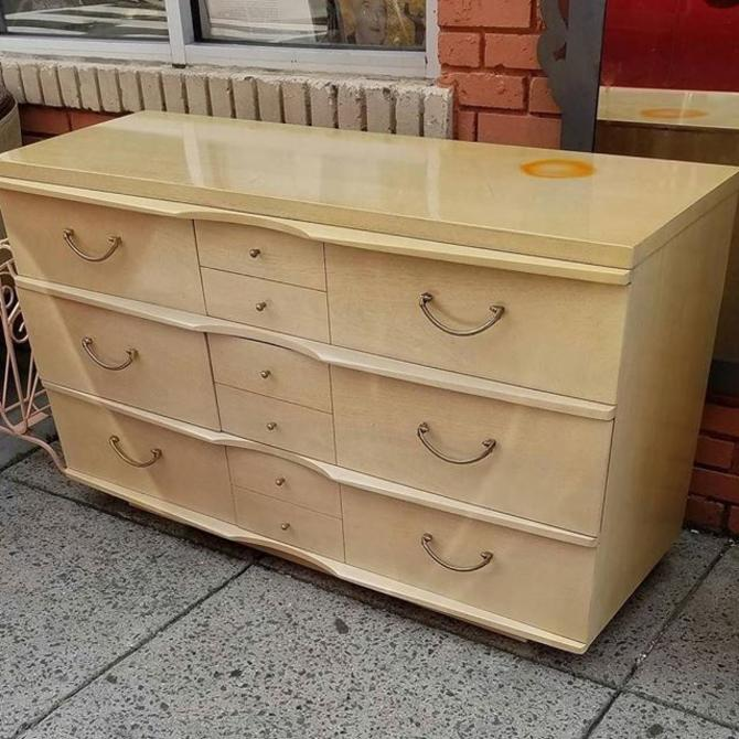 SOLD KentCoffey MCM Pilot Dresser From Mom N Pop Antiques - Kent coffey bedroom furniture