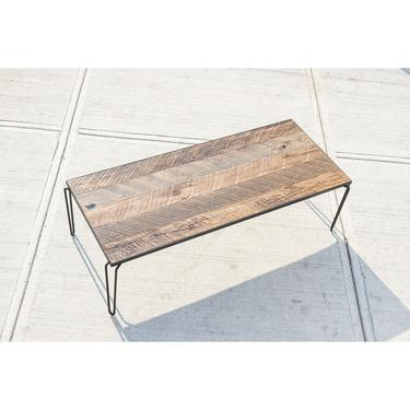 District MFG Coffee Table