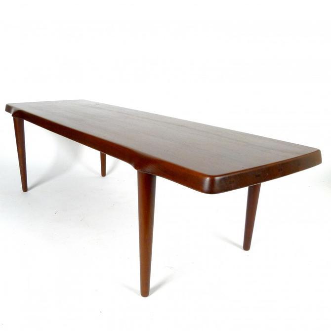 John Bone' Solid Teak Coffee Table