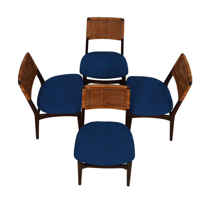 Set 4 Petite MCM Dining Chairs