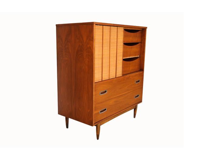 Mid Century Hooker Highboy Dresser