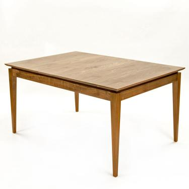 Modern Expansion Table With Leaves by BenNewmanFurniture