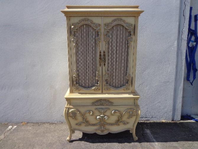 Antique French Provincial Dresser