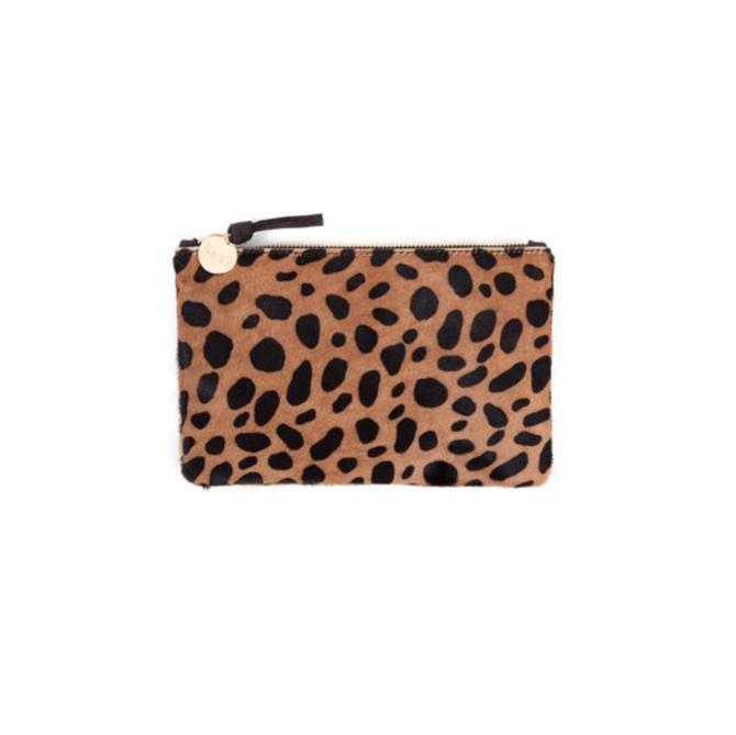Leopard Wallet Clutch