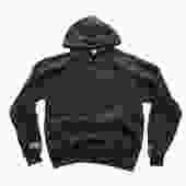 John Geiger -  Embroidery Hoodie - Blk