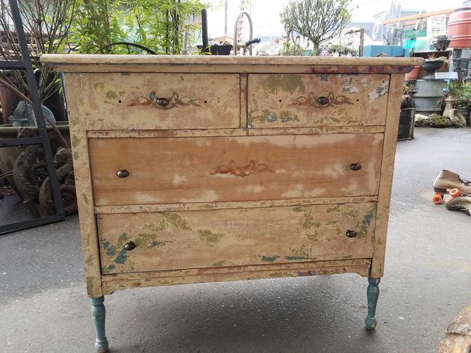 Cute little dresser!