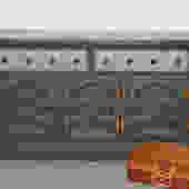 Grey Buffet - Sideboard - dark and soft grey buffet. by UniquebyRuth