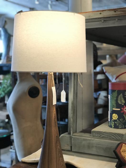 Mid-century modern style lamp