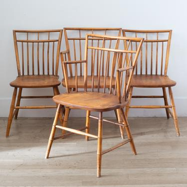 Curtis Products Farmhouse Chairs c.1970-Price per chair