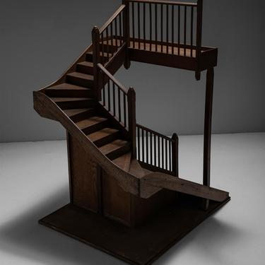 Architectural Staircase Model