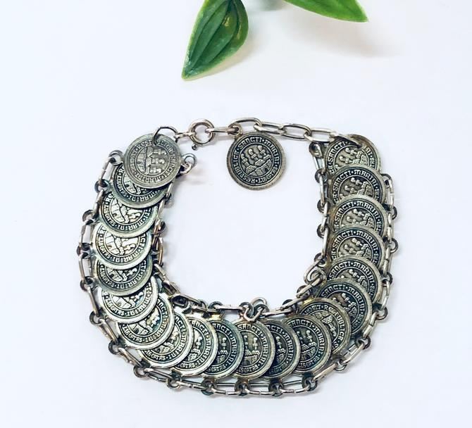 Coin Souvenir Bracelet Republica Di S