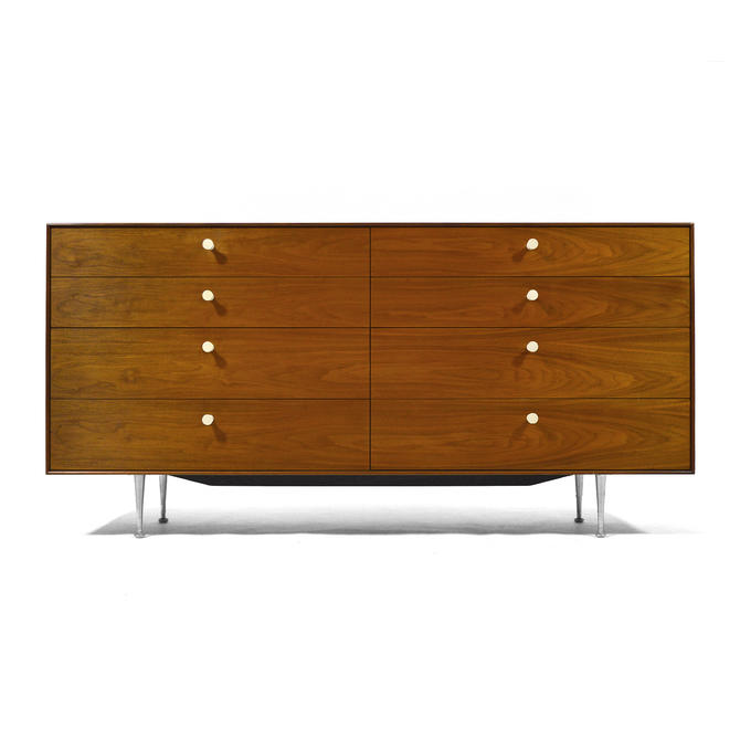 George Nelson Thin-Edge 8 Drawer Cabinet by Herman Miller