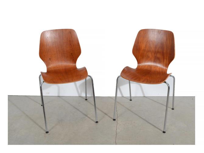 oivind iversen for westnofa quot city chair quot bent wood chair