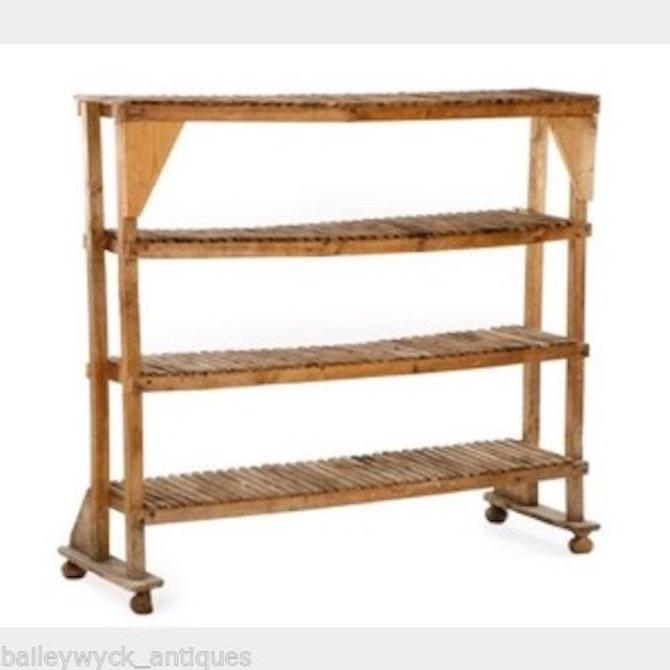 Rustic Baker's Rack | Etagere | Shelf | Bookcase