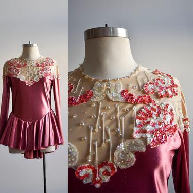 Vintage 1980s Dance Majorette Costume by milkandice