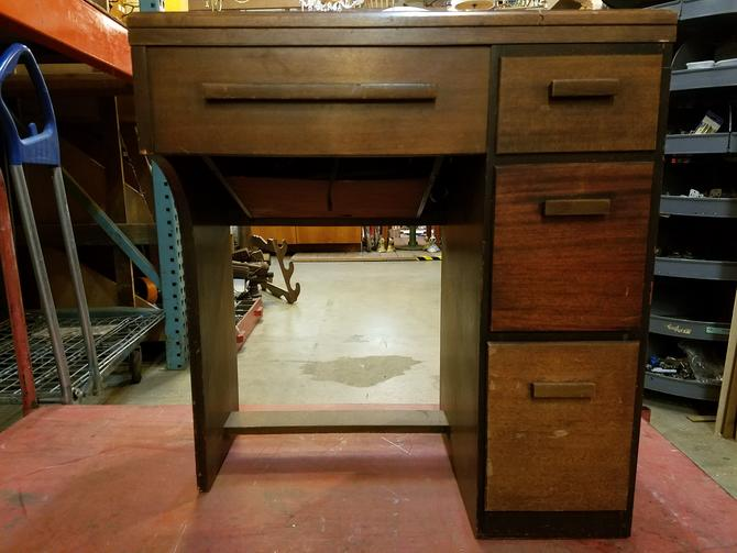 Vintage Rotary Singer Sewing Machine Cabinet
