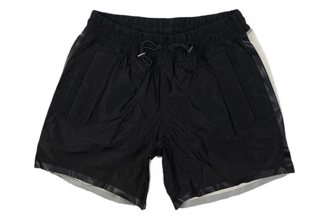 Day One Running Shorts (Black)
