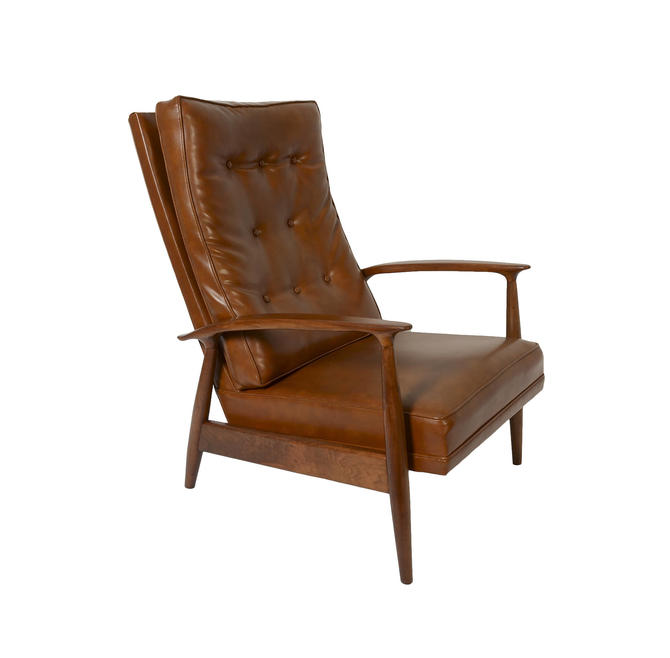 Milo Baughman Lounge Chair Thayer Coggin Recliner by HearthsideHome