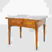 Lane Rosweood and Walnut End Table