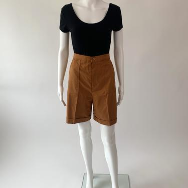 1970's Jantzen Rust Shorts