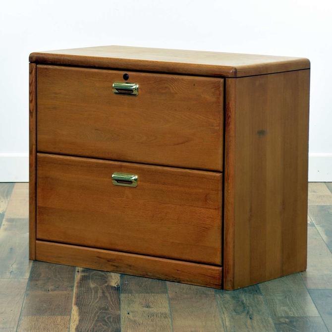 Contemporary File Cabinet