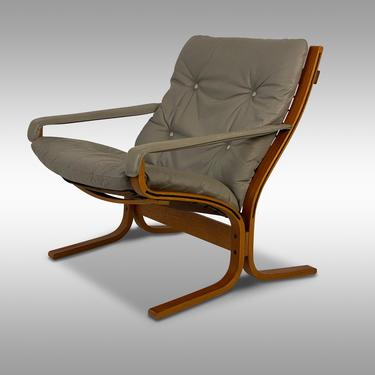 Siesta Lounge Chair by Ingmar Relling for Westnofa, Circa 1960s - *Please ask for a shipping quote before you buy. by CoolCatVintagePA