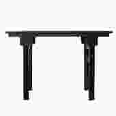 Chinese Brown Huali Rosewood Dragons Inlay Motif Altar Table cs5355S
