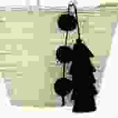 Bag Pom Tassel