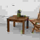 Outdoor Teak Side Table