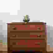 Rustic Cottage-Style Dresser